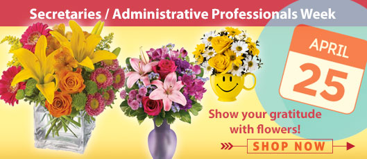 Secretaries / Administrative Professionals Week