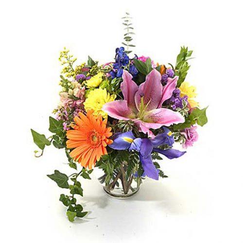 WW-170 Floral Fantasy