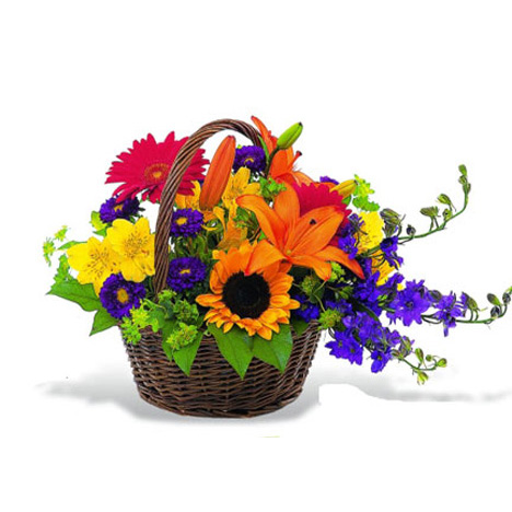 WW-203 Indian Summer Basket