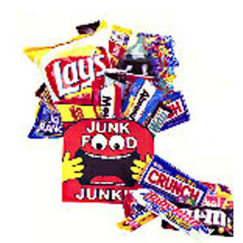 WW-205 Junk Food Junkie