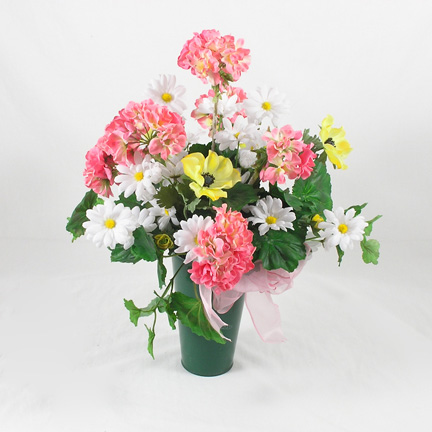 WW-225 Pastel Silk Bouquet