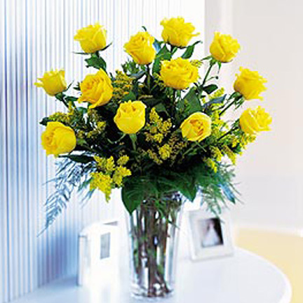 WW-302 Yellow Roses