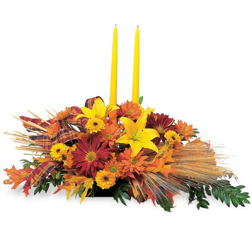 WW-312 Autumn Centerpiece