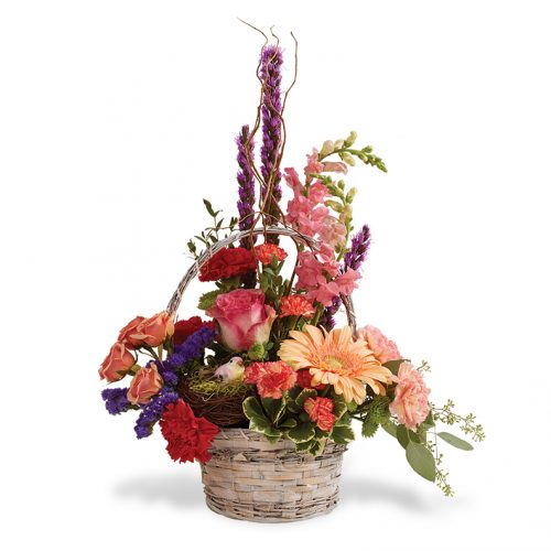 WW-539 Basket of Love