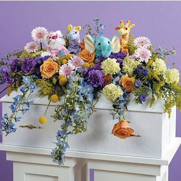 Child S Funeral Flowers Aurora Montgomery Naperville