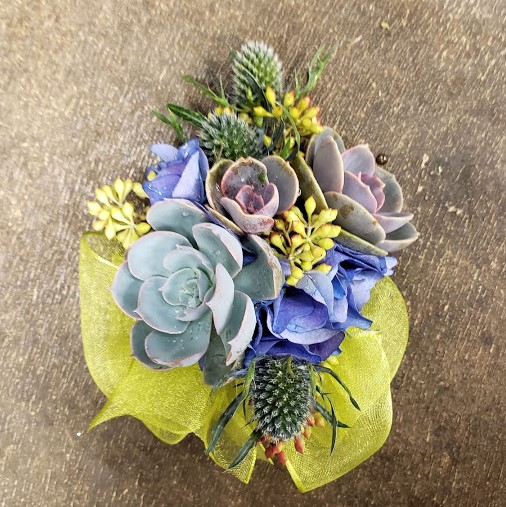 Botanical Beauty Corsage